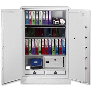 Image of Phoenix Fire Commander Safe / Electronic Lock / 548kg / 699L / W1124xD700xH1770mm