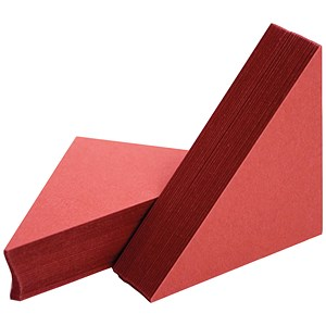 Image of Guildhall Legal Corners / Red / Pack of 100