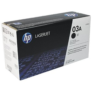 Image of HP 03A Black Laser Toner Cartridge