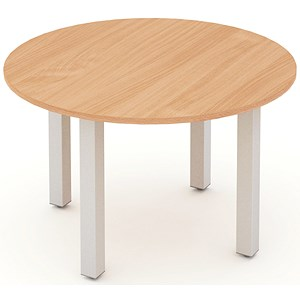 Image of Impulse Circular Table / 1200mm Diameter / Beech