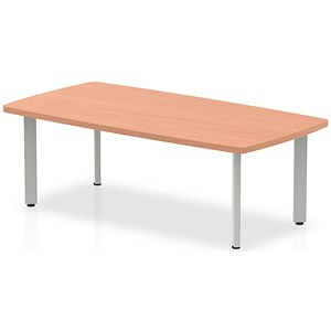Image of Impulse Coffee Table / 1200mm Wide / Beech