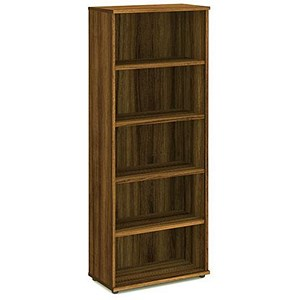 Image of Impulse Tall Bookcase - Walnut