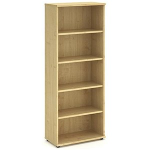 Image of Impulse Tall Bookcase - Maple