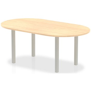 Image of Impulse Boardroom Table / 1800mm Wide / Maple