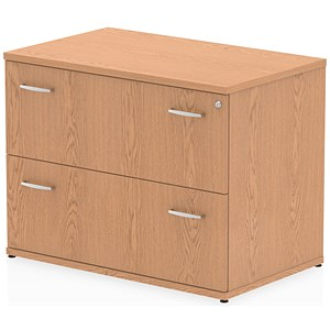 Image of Impulse 2-Drawer Side Filer - Oak