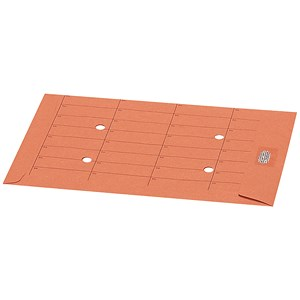 Image of New Guardian Intertac C4 Internal Mail Envelopes / Resealable / Manilla Orange / Pack of 250