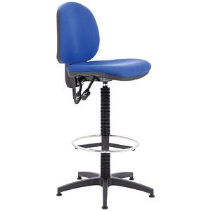 Arista High Rise Chair Blue
