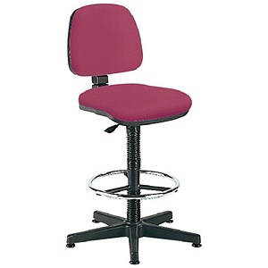 Image of Arista High Rise Chair - Claret