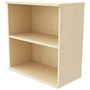 Image of Jemini Intro Low Bookcase - Maple