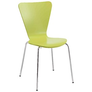 Image of Arista Bistro Chair - Green