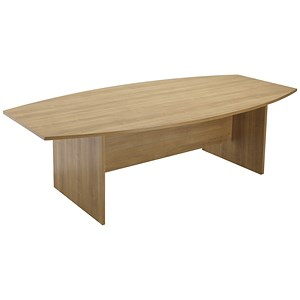 Image of Avior Boardroom Table / 2400mm Wide / Ash