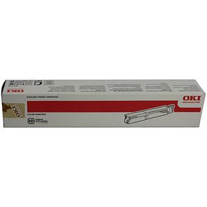Image of Oki 43459331 Cyan Laser Toner Cartridge