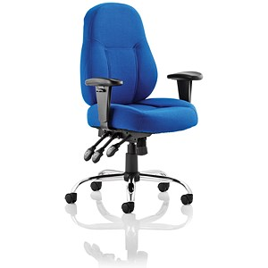 Image of Storm Operator Chair - Blue