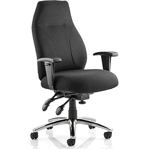 Image of Tuscon Operator Chair - Black