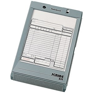 Image of Twinlock Scribe 855 Scribe Register for Business Forms
