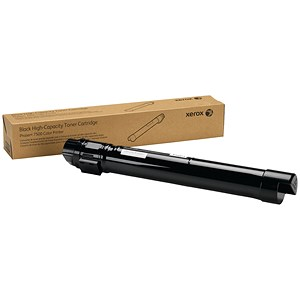 Image of Xerox Phaser 7500 Black Toner Cartridge
