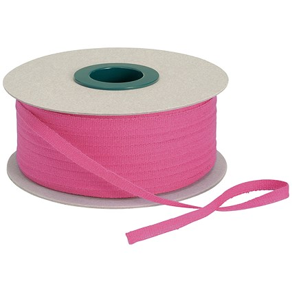5 Star Legal Tape Reel / 6mmx150m / Pink