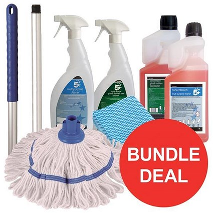 5 Star General Cleaning Bundle