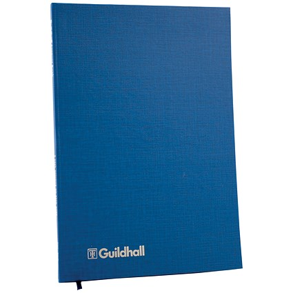 Guildhall Account Book 31/14Z - 14 Cash Columns