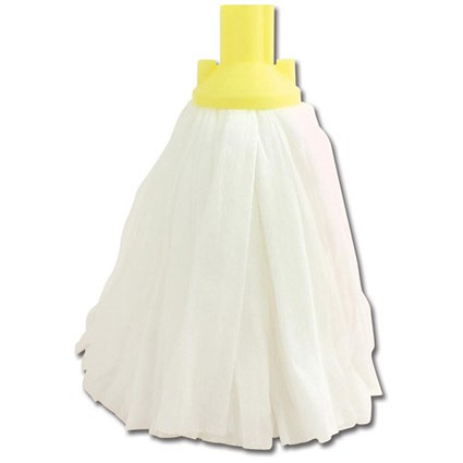 Bentley Disposable Socket Mop Head - Yellow