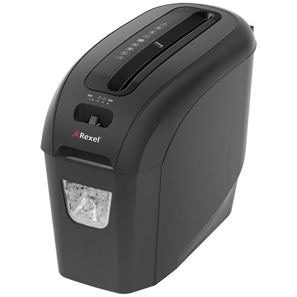 Rexel Prostyle Plus 5 Shredder Cross Cut 7.5 Litres P-4
