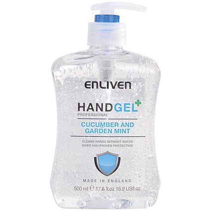Enliven Original Hand Sanitiser - 500ml