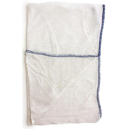 Dish Cloths Stockinette / Blue / Pack of 10