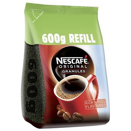 Nescafe Original Refill Pack 600g