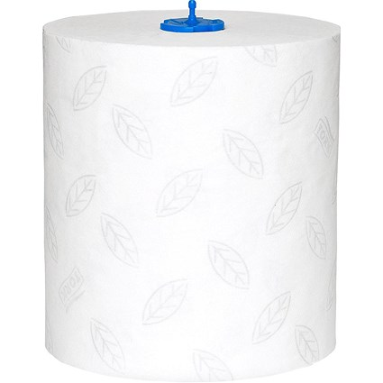 Tork Matic H1 Soft Hand Towel Roll / 2-Ply / White / 6 Rolls of 625 Sheets