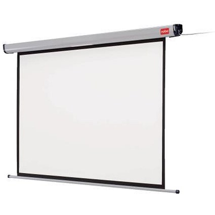 Nobo Wall Widescreen Projection Screen - W1500xH1140