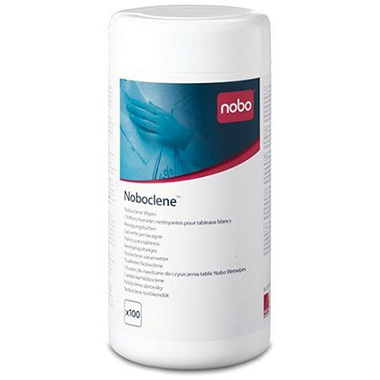 Noboclene Cleaning Wipes - Tub of 100