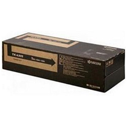 Kyocera TK-6305 Black Laser Toner Cartridge