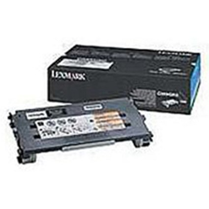 Lexmark C500S2KG Black Laser Toner Cartridge
