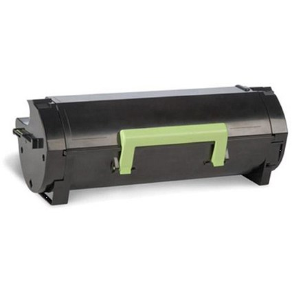 Lexmark 60F2H00 High Yield Black Laser Toner Cartridge