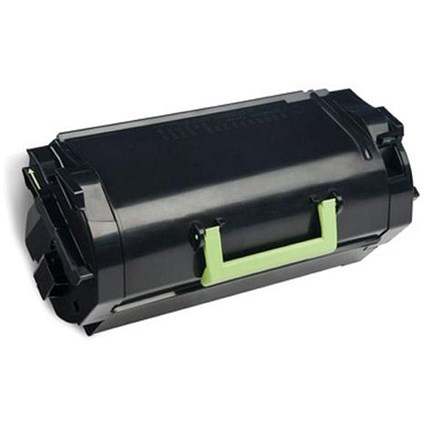 Lexmark 622X Extra High Yield Black Laser Toner Cartridge