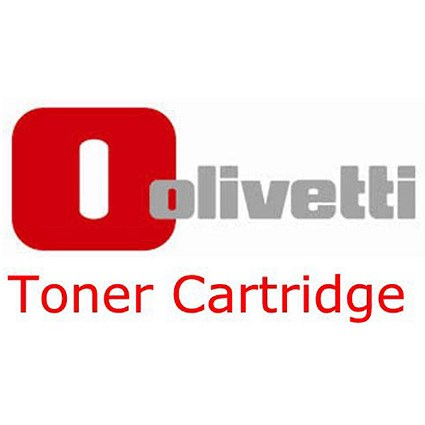 Olivetti B0949 Yellow Laser Toner Cartridge for d-Color P2026