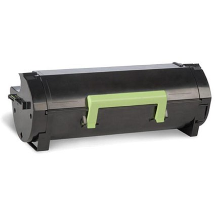 Lexmark 502 Black Laser Toner Cartridge