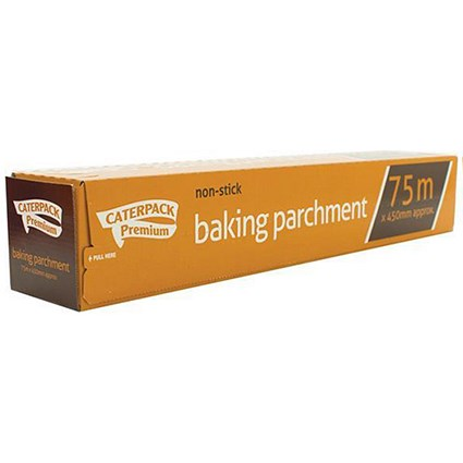 Caterpack Baking Parchment - 450mm x 75m