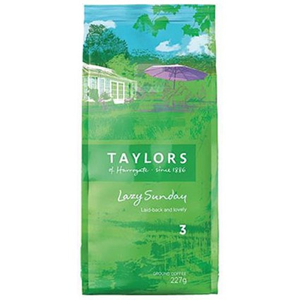 Taylors Lazy Sunday Coffee - 227g
