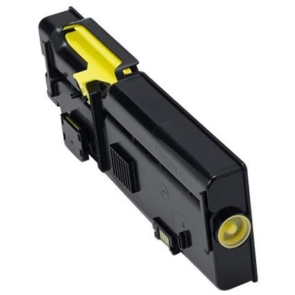 Dell C2660dn/C2665dnf High Yield Yellow Toner Cartridge