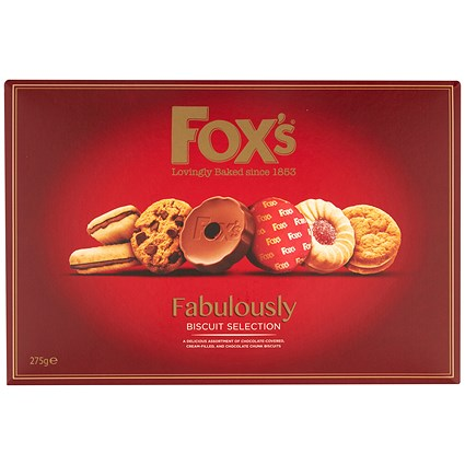 Fox's Fabulously Biscuit Selection - Order over £199