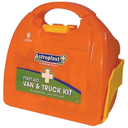 Wallace Cameron First-Aid Kit Van and Truck Kit with Bracket