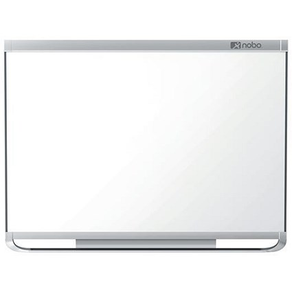 Nobo Prestige Connex Whiteboard / Magnetic / Enamel / W1800xH1200mm / White