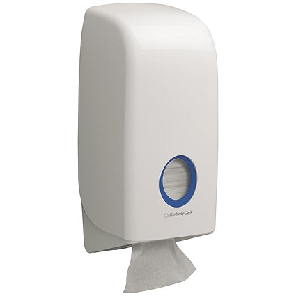 Kimberly-Clark Aquarius Bulk Pack Toilet Tissue Dispenser
