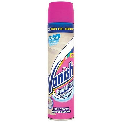 Vanish Carpet Power Foam 400ml