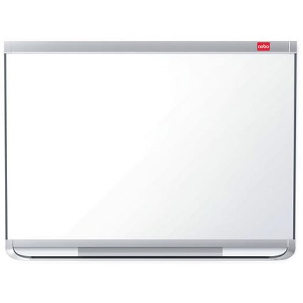 Nobo Prestige Connex Whiteboard / Magnetic / Enamel / W1200xH900mm / White