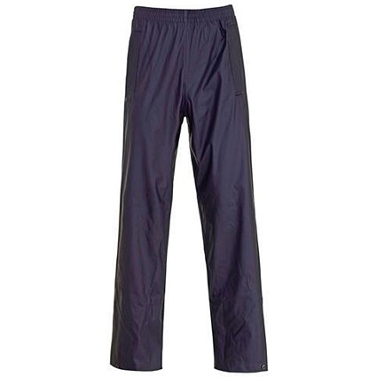 Storm-Flex PU Trousers / Blue / XL
