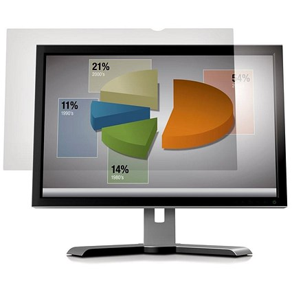 3M Anti-glare Filter 24in Widescreen 16:9 for LCD Monitor