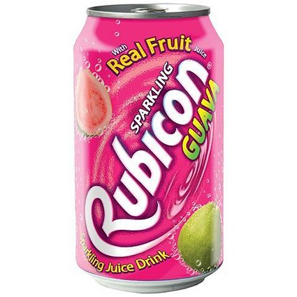 Rubicon Guava - 24 x 330ml Cans