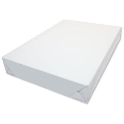 5 Star A3 Recycled Eco Paper, White, 80gsm, Ream (500 Sheets)
